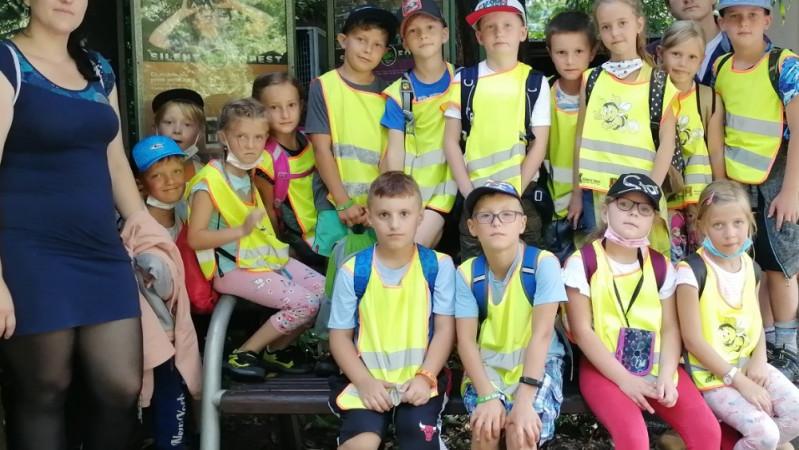 Žáci v Havlíčkově Borové si užili hasičskou přednášku i výlet do zoo