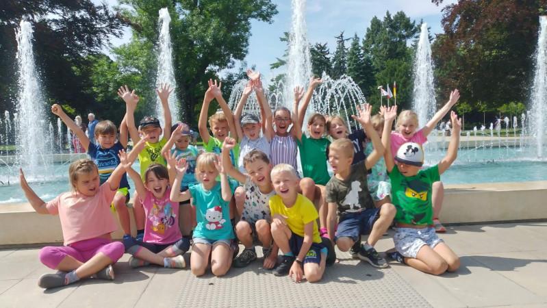 Zprávy z letních kempů v ZŠ Kostelní Lhota