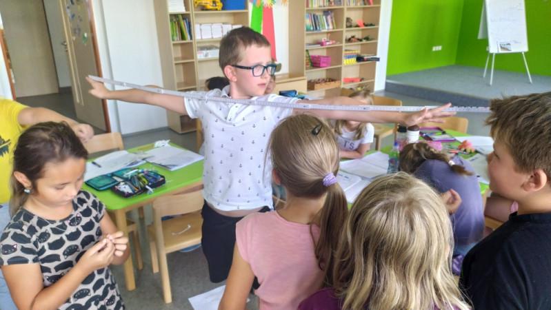 Týden plný nejen rybníkářství na ZŠ Emy Destinové v Českých Budějovicích